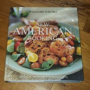 Williams-Sonoma New American Cookbook